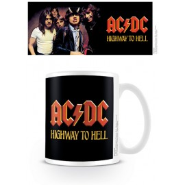 Taza Mug Ac/Dc Highway To Hell