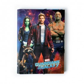Carpeta Solapas Marvel Guardians Of The Galaxy