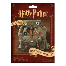 Iron On Patches Harry Potter