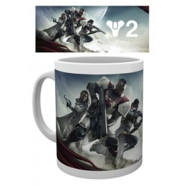 Taza Mug Destiny 2 Key Art