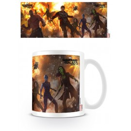 Taza Mug Guardians Of The Galaxy Vol2 Explosive