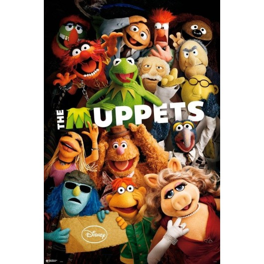 Maxi Poster Muppets