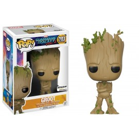 Pop Bobble Gotg Teenage Groot Exc