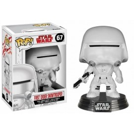 Pop Bobble Star Wars VIII First Order Snowtrooper