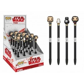 Pop Pen Toppers Star Wars VIII Cdu16