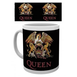 Mug Queen Colour Crest Bravado