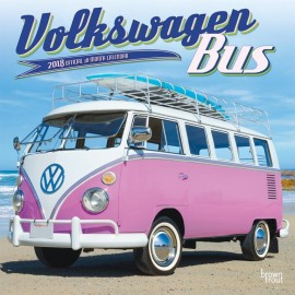Calendario 2018 30X30 Volkswagen Bus