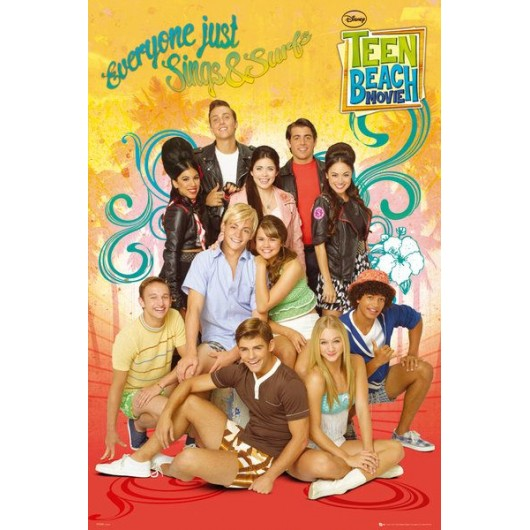 Teen Beach Movie 4
