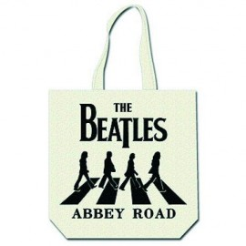 Bolso Tela The Beatles Abbey Road