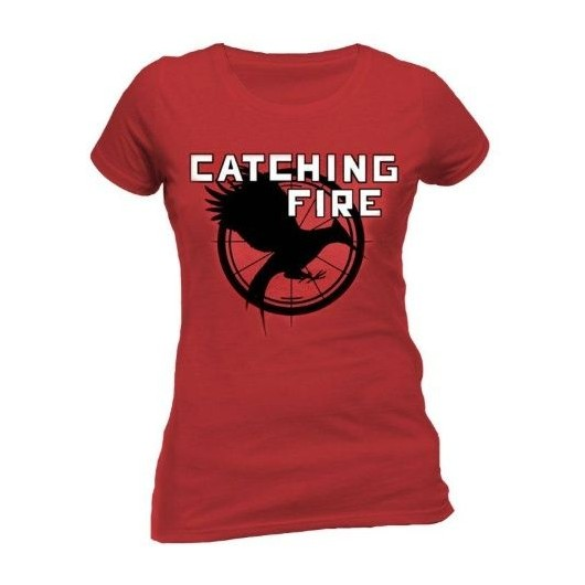 Camiseta The Hunger Games