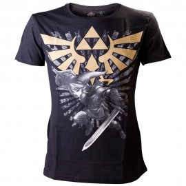 Camiseta Nintendo Legend Of Zelda Link