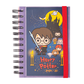 AGENDA ESCOLAR 2020/2021 DP S HARRY POTTER