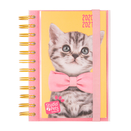 AGENDA ESCOLAR 2020/2021 DP S STUDIO PETS CATS