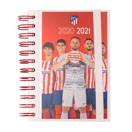 AGENDA ESCOLAR 2020/2021 DP S ATLETICO DE MADRID