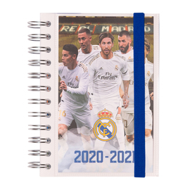 AGENDA ESCOLAR 2020/2021 DP S REAL MADRID