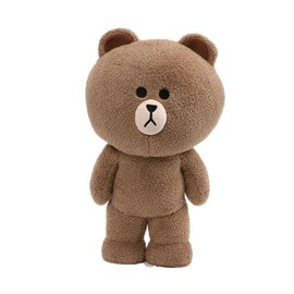 PELUCHE LINE FRIENDS BROWN 14