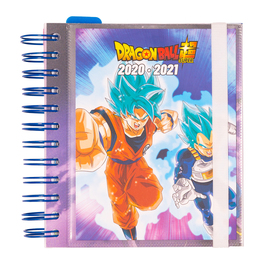AGENDA ESCOLAR 2020/2021 DP M DRAGON BALL