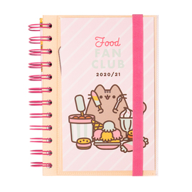 AGENDA ESCOLAR 2020/2021 DP S PUSHEEN FOODIE