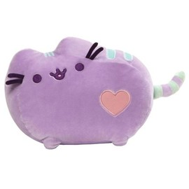 PELUCHE MEDIANO PUSHEEN PASTEL PURPLE