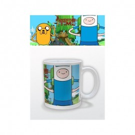 Taza Adventure Time Finn & Jake