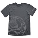 CAMISETA UNCHARTED 4 PIRATE COIN OVERSIZE PRINT M