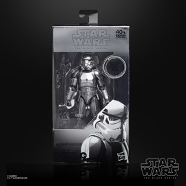 FIGURA STAR WARS BLACK SERIES CARBONIZED STORMTROOPER