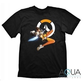 CAMISETA OVERWATCH TRACER HERO M