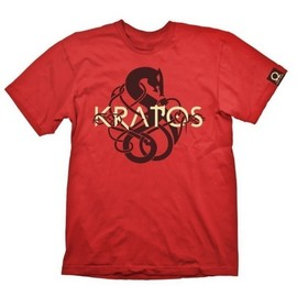 CAMISETA GOD OF WAR KRATOS SYMBOL S