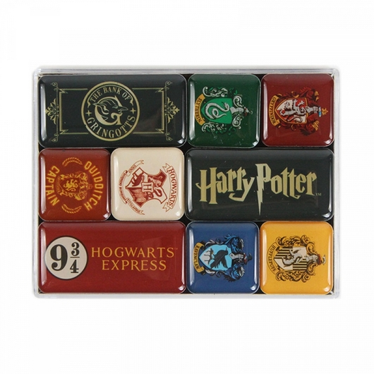 SET IMANES HARRY POTTER HOUSES