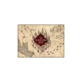 IMAN METAL HARRY POTTER MARAUDERS MAP