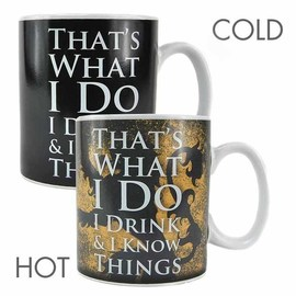 TAZA TERMOCOLORA GAME OF THRONES TYRION