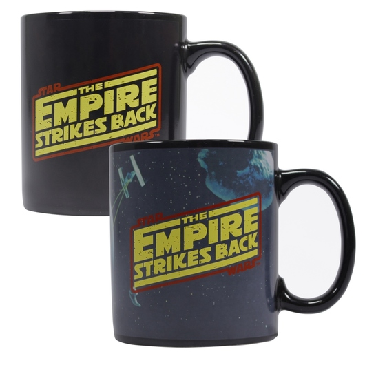 TAZA TERMOCOLORA STAR WARS THE EMPIRE STRIKES BACK
