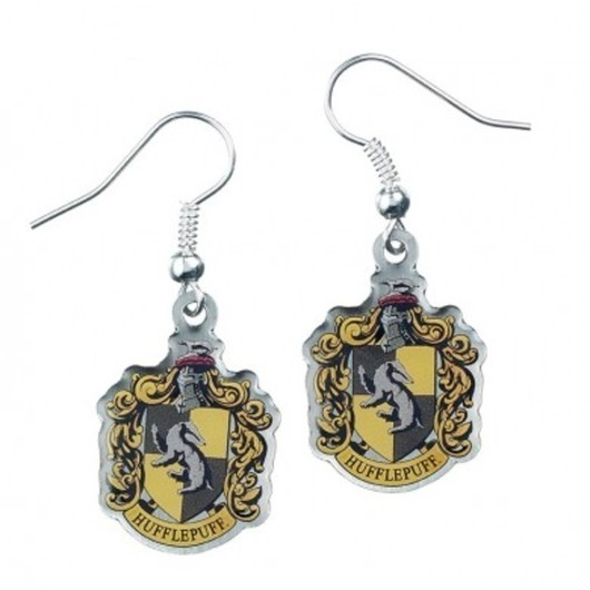 PENDIENTES HARRY POTTER HUFFLEPUFF