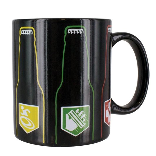 TAZA TERMOCOLORA EPIC SIX PACK CALL OF DUTY
