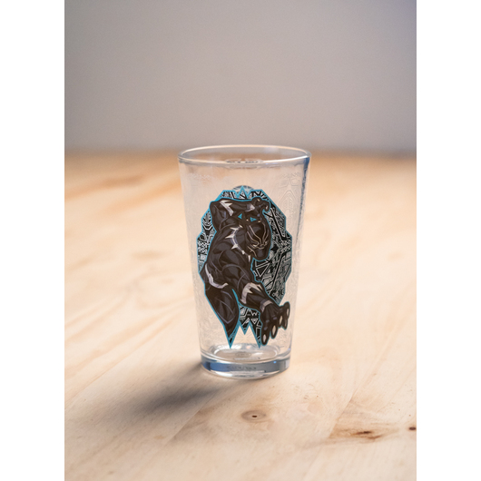 VASOS MARVEL BLACK PANTHER