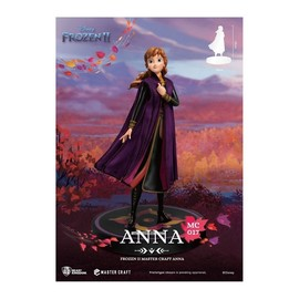 FIGURA DISNEY FROZEN II MASTER CRAFT ANNA