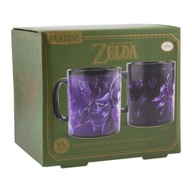 TAZA TERMOCOLORA THE LEGEND OF ZELDA MAJORAS MASK XL