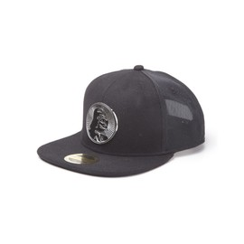 GORRA STAR WARS DARTH VADER METAL LOGO