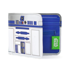 CARTERA STAR WARS R2 D2 FASHION