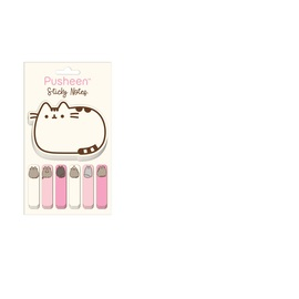 NOTAS ADHESIVAS PUSHEEN SWEET & SIMPLE