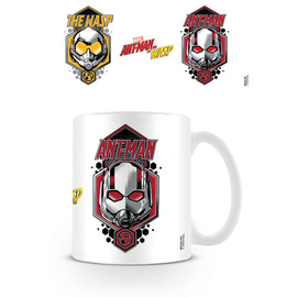 TAZA MARVEL ANTMAN & THE WASP HEX HEADS