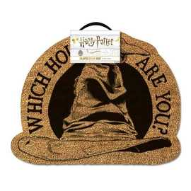 FELPUDO HARRY POTTER SORTING HAT