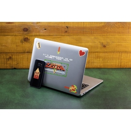 GADGET DECALS THE LEGEND OF ZELDA 8 BIT