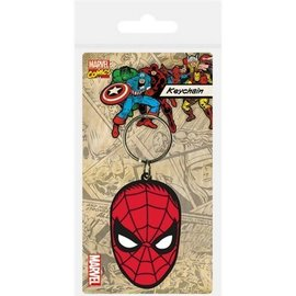 LLAVERO MARVEL SPIDER-MAN CARA