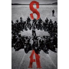 MAXI POSTER SONS OF ANARCHY CIRCLE