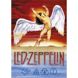 MAXI POSTER LED ZEPPELIN