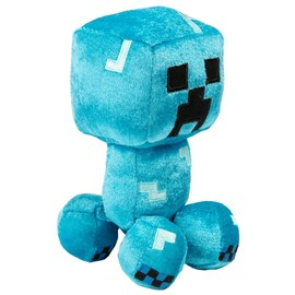 PELUCHE MINECRAFT HAPPY EXPLORER CHARGED CREEPER