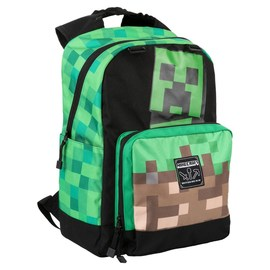 MOCHILA MINECRAFT CREEPY THINGS