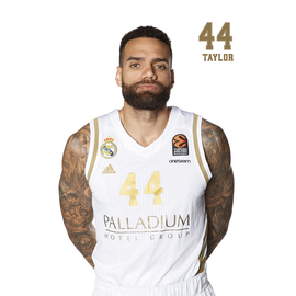 POSTAL REAL MADRID BALONCESTO 2019/2020 TAYLOR