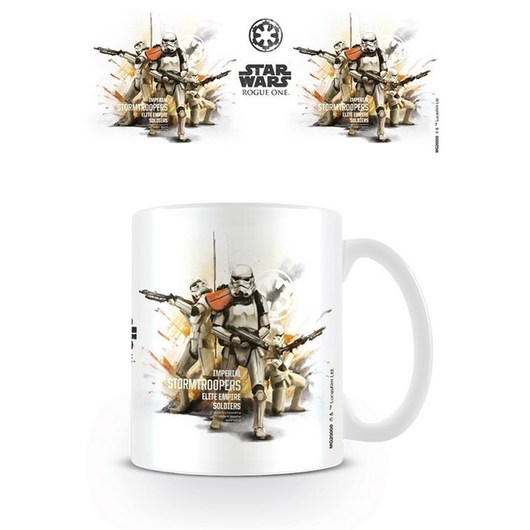TAZA STAR WARS ROGUE ONE STORMTROOPER PROFILE